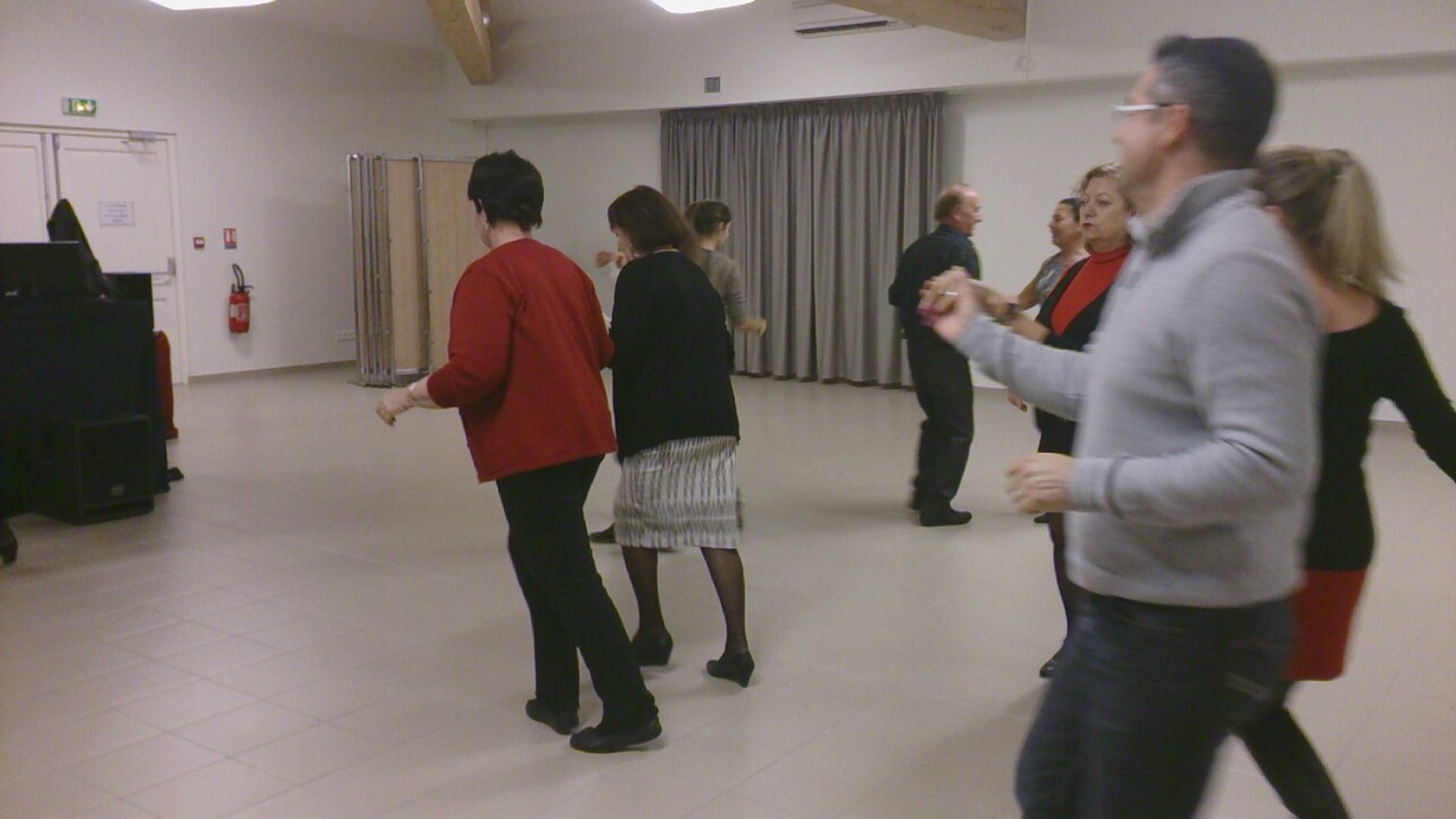 Danse de salon salsa rock for Rumba danse de salon