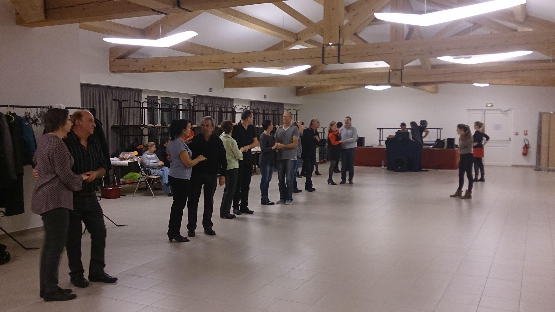 Danse de salon salsa rock for Dans de salon